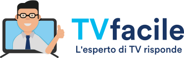 TV Facile - l'esperto di TV risponde. Tv digitale terrestre, tv satellitare, streaming, canali tv, programmi tv