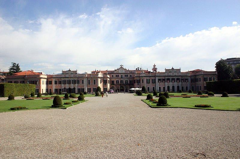 lista frequenze tv digitale terrestre Varese Palazzo Estense
