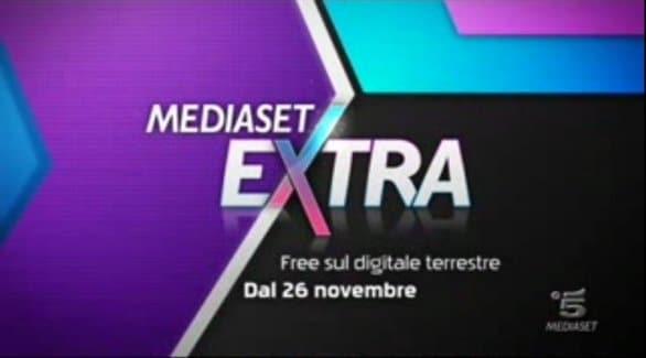 come ricevere il canale Mediaset Extra sul digitale terrestre