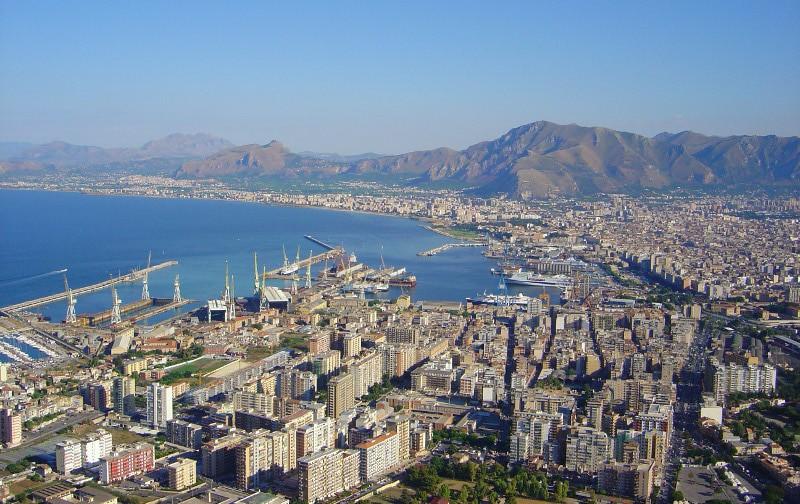 Palermo lista frequenze canali tv digitale terrestre