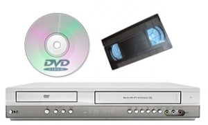 registrare vhs dvd digitale terrestre