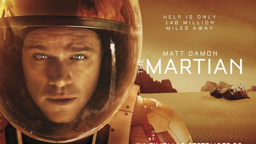 come vedere The Martian su Focus TV