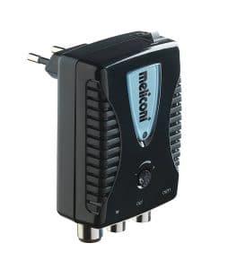 amplificatore segnale TV da interni meliconi recensione