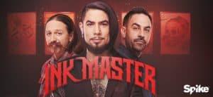 ink master spike