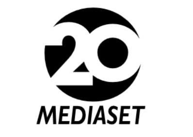 mediaset canale 20 logo