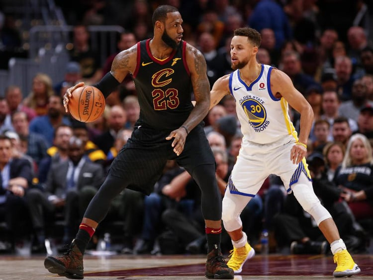 finali nba 2018 sky lebron curry