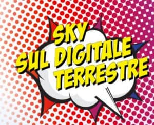 sky digitale terrestre