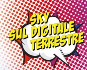 Sky sul digitale terrestre. Come aderire alla nuova offerta pay?