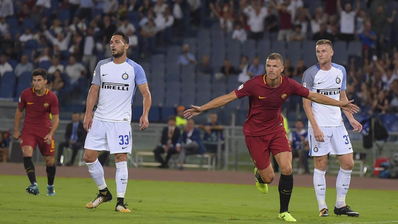 roma inter serie a tv streaming 2018-19