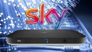 Sky via fibra ottica: cos'è e come funziona?