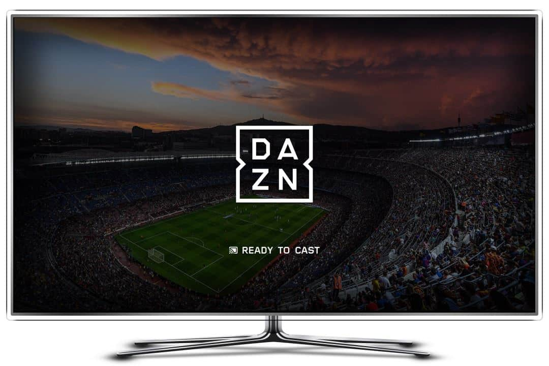 come vedere dazn smart tv