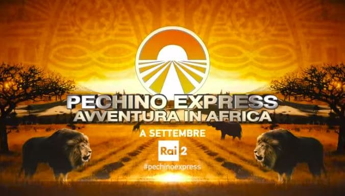Pechino Express 2018 concorrenti in tv