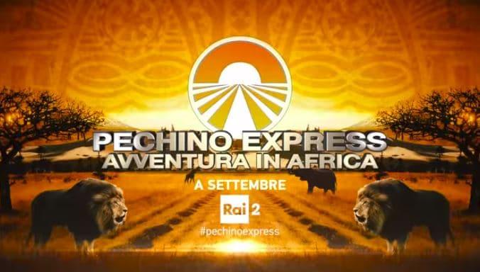 Pechino Express 2018 concorrenti in tv