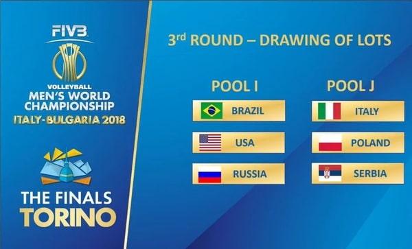 Volley Mondiali 2018 Final Six Italia