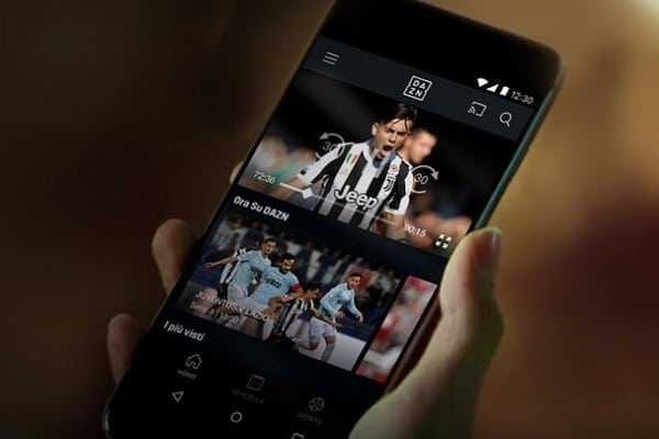 Dazn tv compatibili dispositivi compatibili