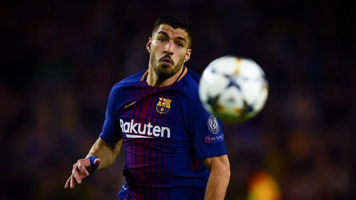 barca inter diretta streaming suarez