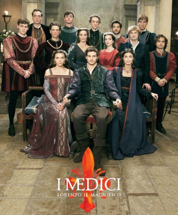 I Medici 2 iin tv e streaming Lorenzo il Magnifico