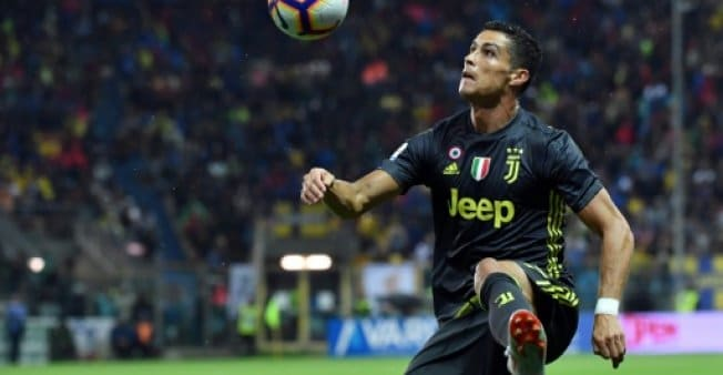 Manchester United Juventus Champions League 2018