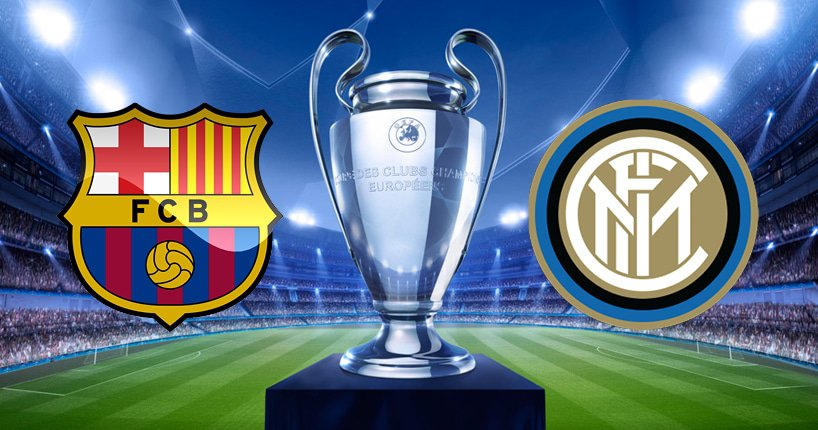 barcelona inter in tv in streaming