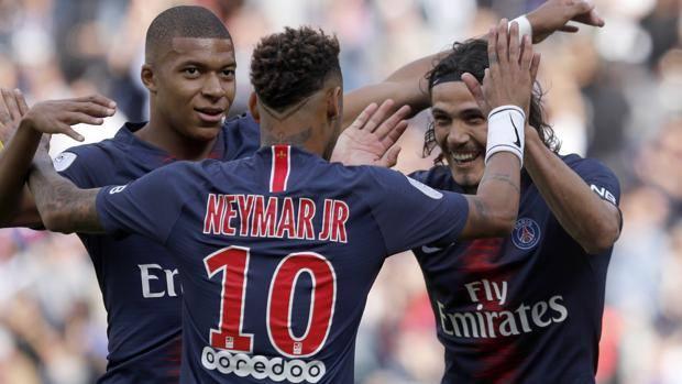 Paris Saint-Germain Napoli Champions League Sky