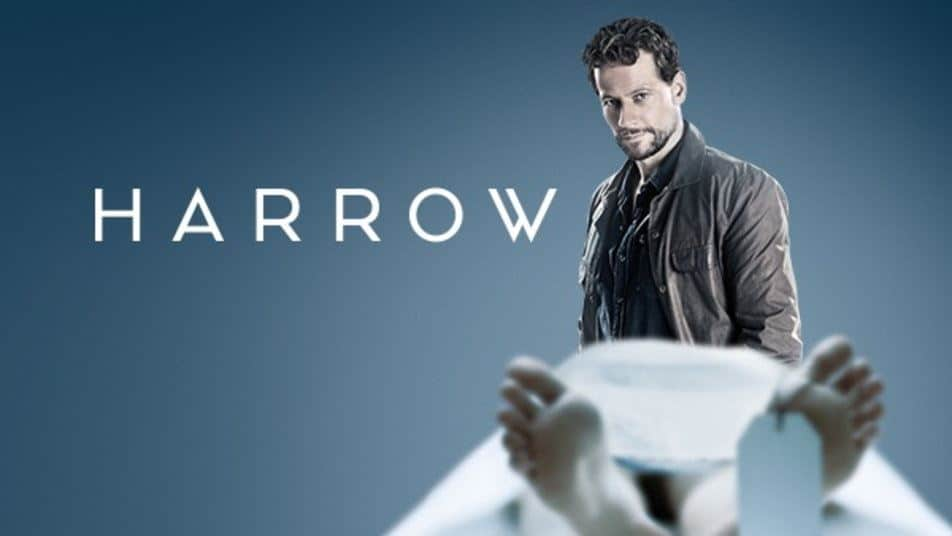 harrow foxcrime sky serie tv