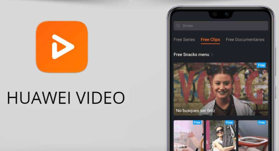 huawei video streaming on demand app