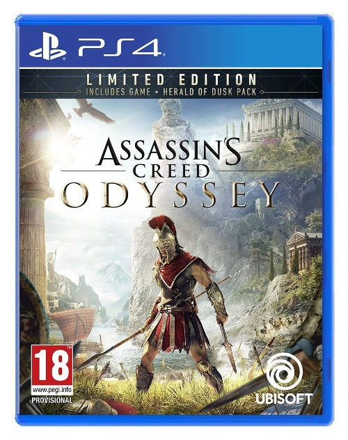Assassin's Creed Odyssey - Limited - PlayStation 4