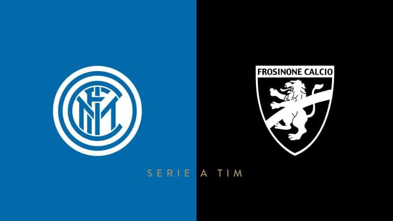 Inter Frosinone in tv e in streaming