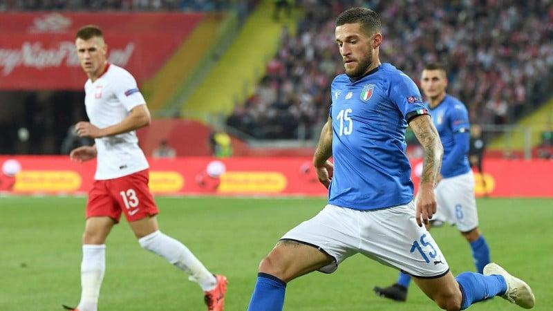 Italia Nazionale in TV Nations League