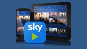 Come fare se la nuova app Sky Go non funziona
