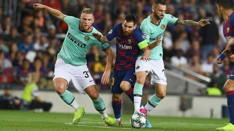 inter barcellona in tv diretta streaming
