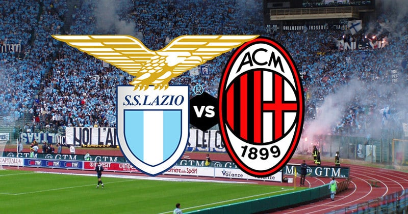 lazio milan in tv e in streaming