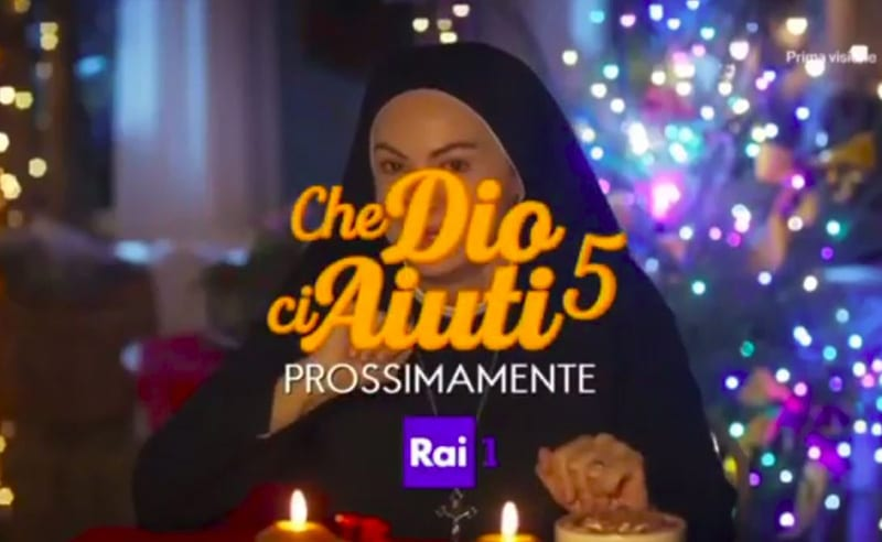 Palinsesti Rai Mediaset 2019 Che Dio ci Aiuti 5 Rai 1