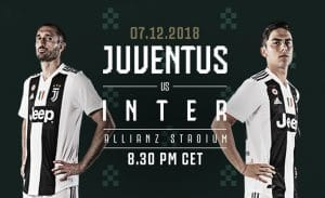 Juventus Inter dove vederla in streaming e in tv