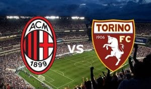 Milan Torino al San Siro