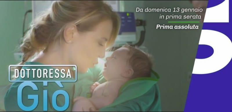 Dottoressa Giò 2019 in streaming con Barbara D'Urso