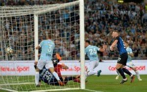 Inter Lazio in streaming