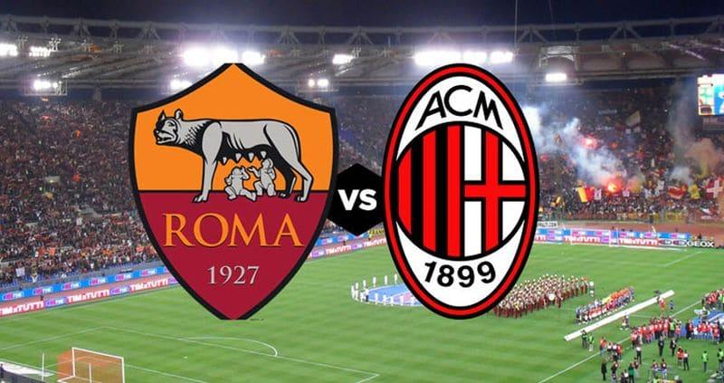 Roma Milan in streaming