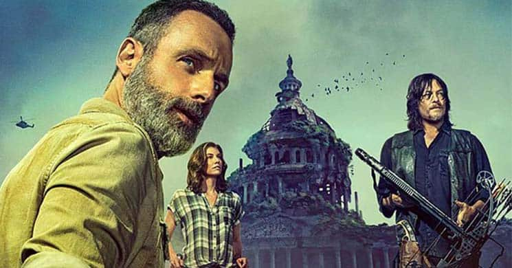 Serie Tv febbraio 2019 The Walking Dead 9
