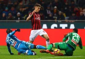 Milan Napoli dove vederla in TV e in streaming  - 23 novembre 2019