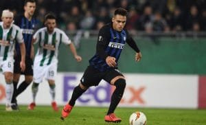 Come vedere Inter Rapid Vienna in TV e in streaming
