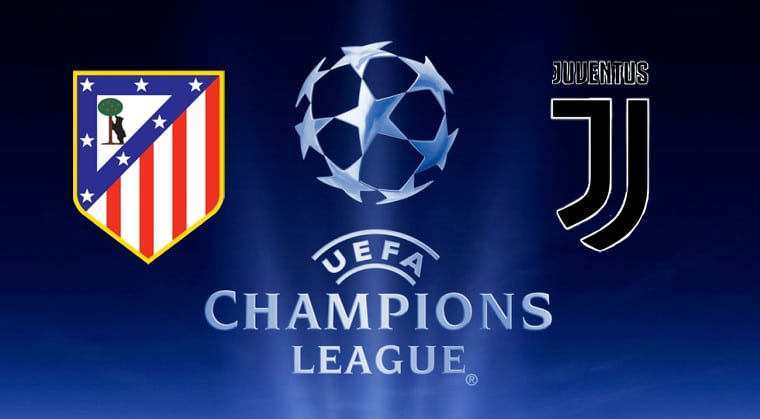 Come vedere Atletico Madrid Juventus in streaming