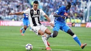 Come vedere Napoli Juventus in TV e in streaming