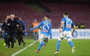 Napoli Zurigo in streaming