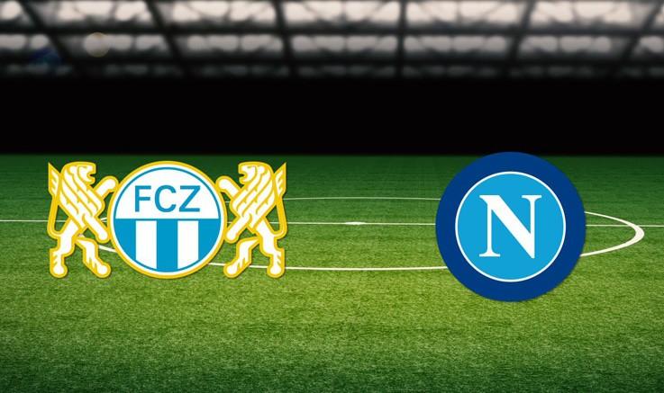come vedere Zurigo Napoli in tv e in streaming