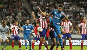 Come vedere Atletico Madrid Juventus in streaming champions league 2019