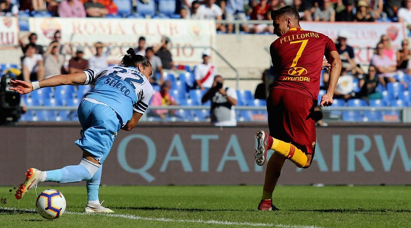 Lazio Roma in tv e in streaming