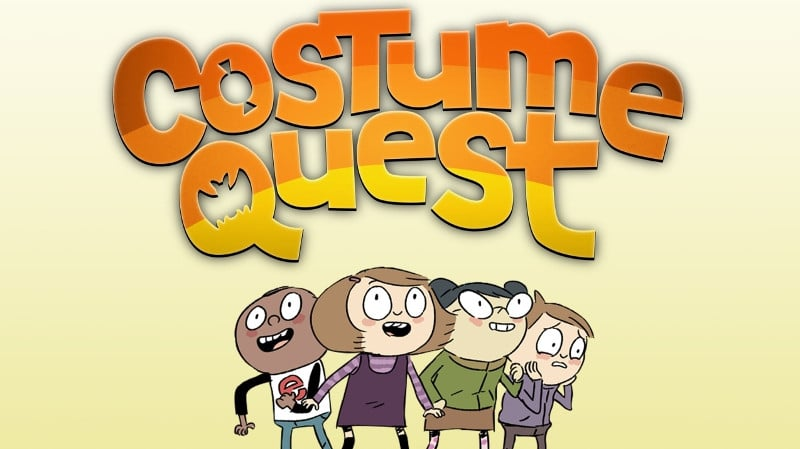 costume quest amazon prime video