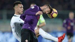 dove vedere Fiorentina Inter in tv e in streaming