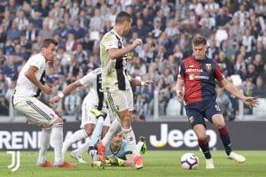 Dove vedere Genoa Juventus in TV e in streaming